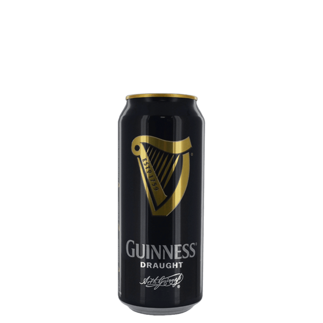 Guinness Draft Cans - Venus Wine & Spirit