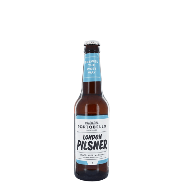 Portobello London Pilsner - Venus Wine & Spirit