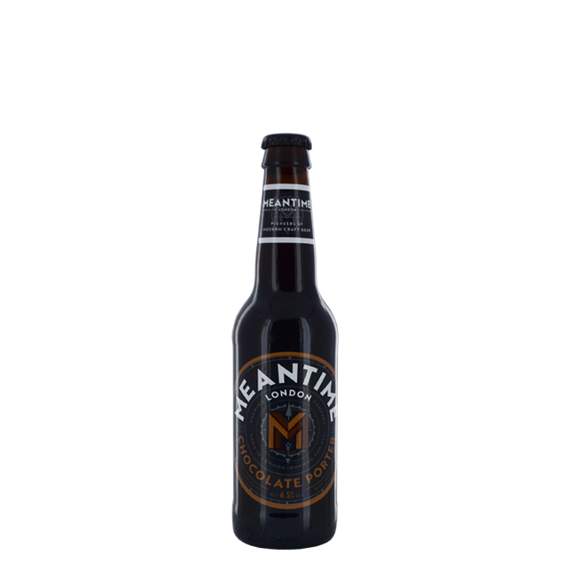 Meantime Chocolate Porter NRB - Venus Wine & Spirit