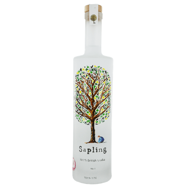 Sapling Vodka - Venus Wine & Spirit