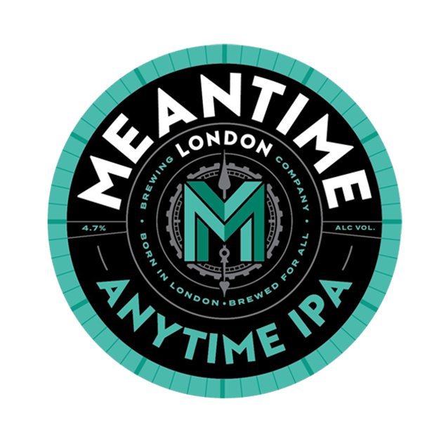 Meantime Anytime IPA Keg - Venus Wine & Spirit