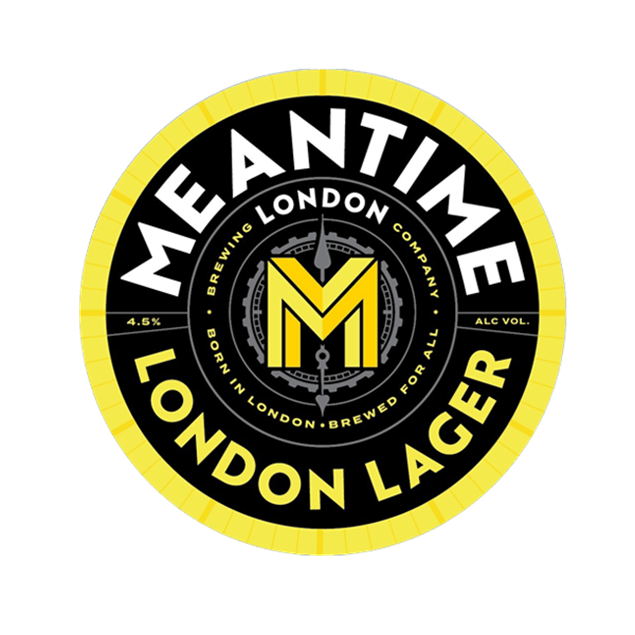 Meantime London Lager - Venus Wine & Spirit