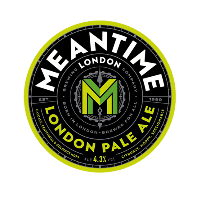 Meantime London Pale Ale - Venus Wine & Spirit