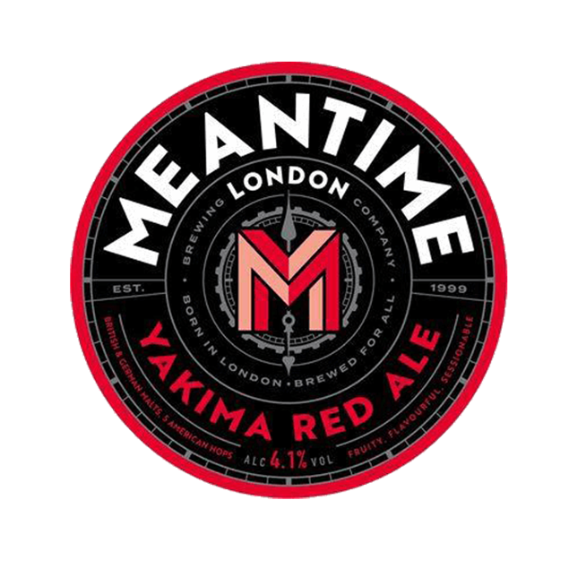 Meantime Yakima Red Keg - Venus Wine & Spirit
