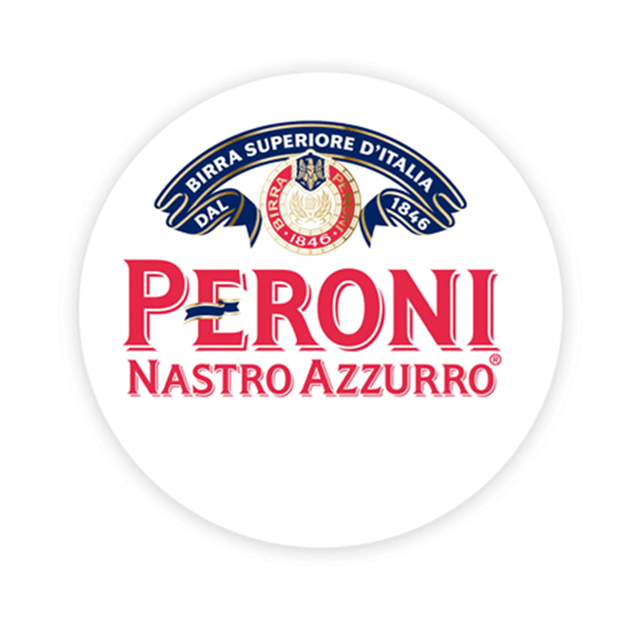 Peroni Nastro Azzurro 50 ltr - Venus Wine & Spirit