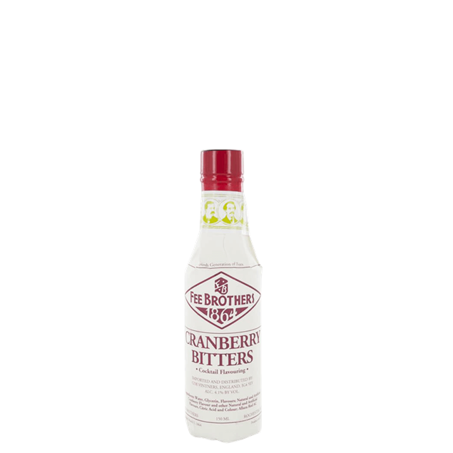 Fee Brothers Cranberry - Venus Wine & Spirit