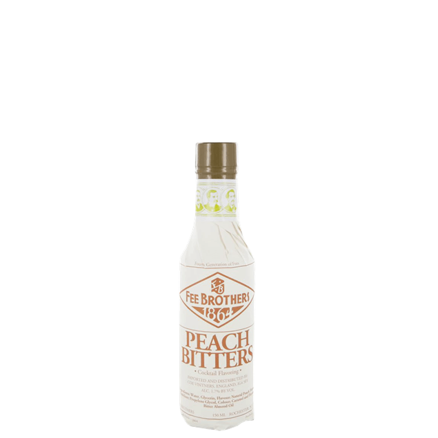 Fee Brothers Peach - Venus Wine & Spirit