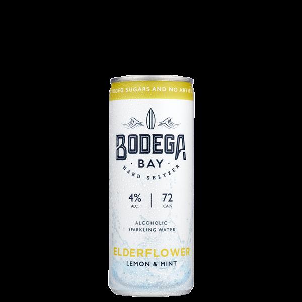 Bodega Bay Elderflower Lemon & Mint - Venus Wine & Spirit