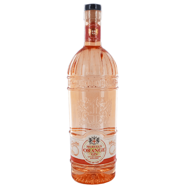 City of London Murcian Orange Gin - Venus Wine & Spirit