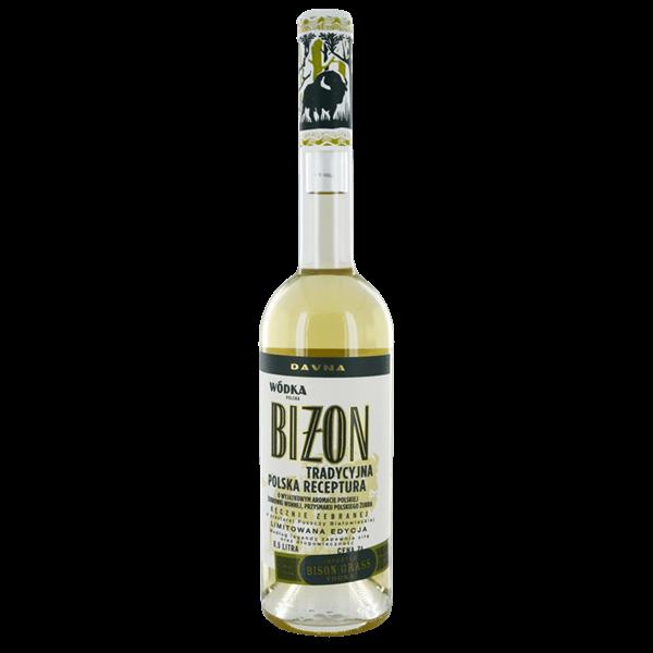 Davna Bizon Vodka - Venus Wine & Spirit