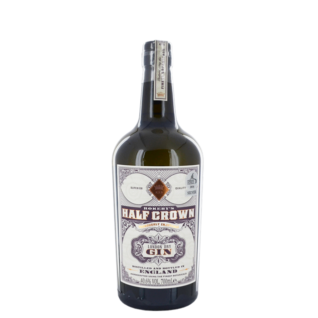Rokery Half Crown Gin - Venus Wine & Spirit
